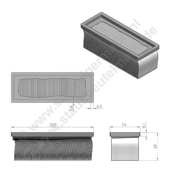 staubbeutelmarkt. Black Bedroom Furniture Sets. Home Design Ideas